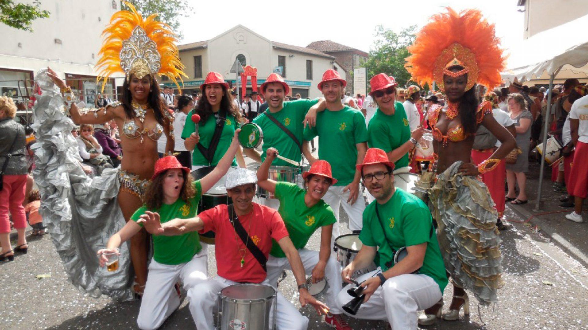 Batucada Via Samba